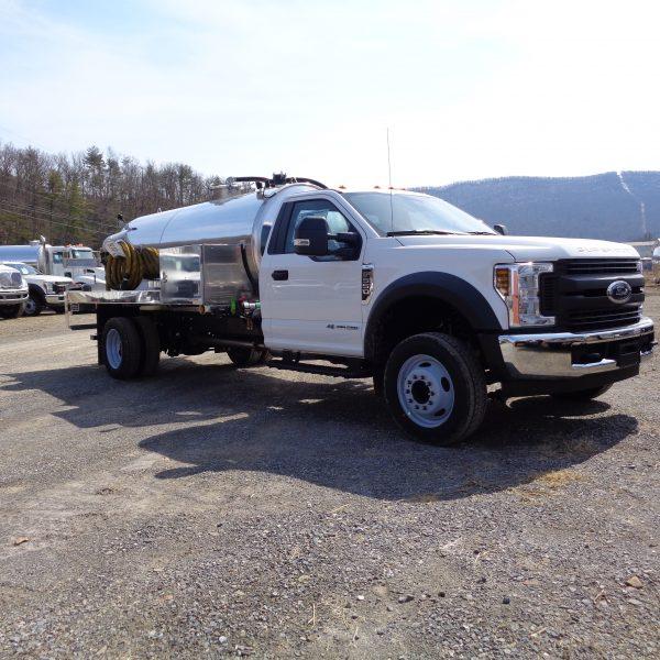 PR1500A - 2020 Ford F550 4x2 HXL4V - LF